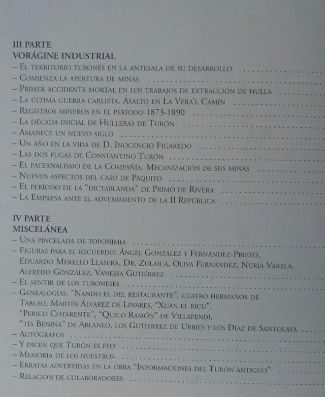indice lº V 2