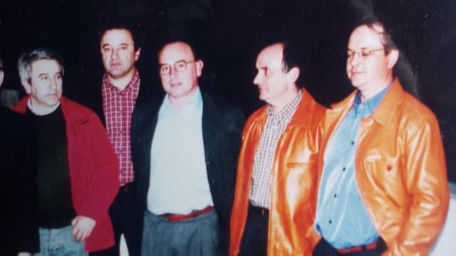 Amigos Lº IV Ateneo