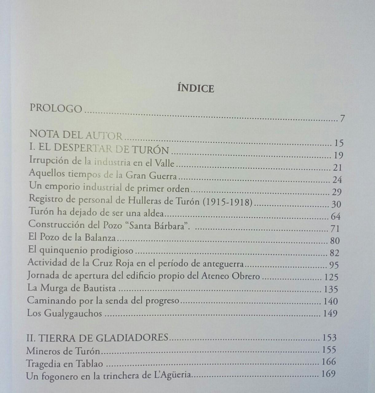 Indice Lº VIII 1
