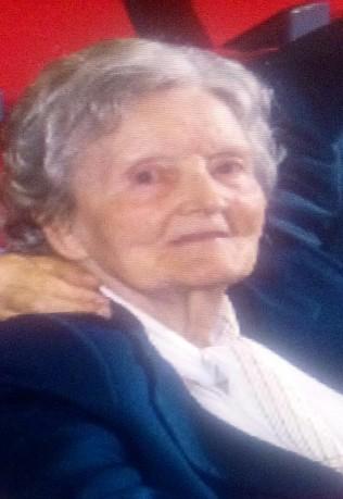 Mina Fresneo a 93 años